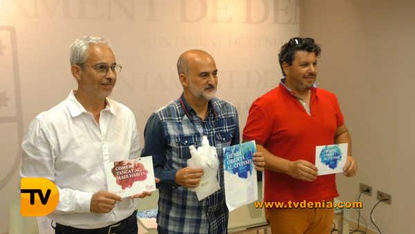 Campaña Perros orines eau de toilett Dénia
