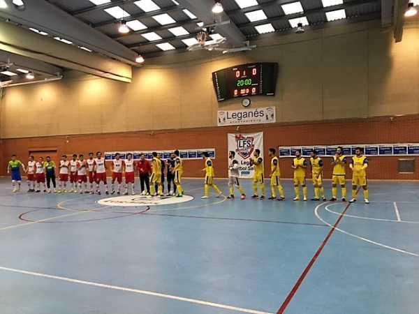 Leganes Denia futsal (1)