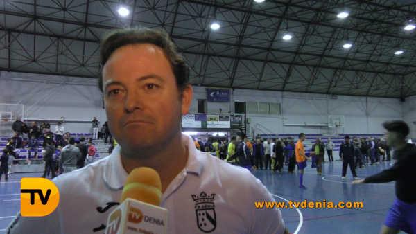 Dénia Futsal Caceres 1