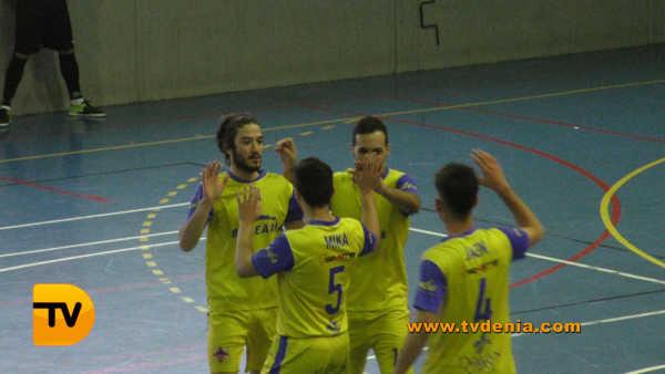 Dénia Futsal Caceres 10