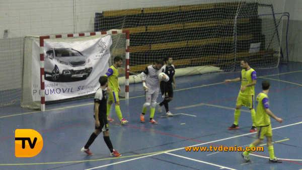 Dénia Futsal Caceres 11