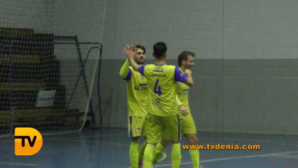 Dénia Futsal Caceres 2