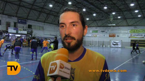 Dénia Futsal Caceres 3