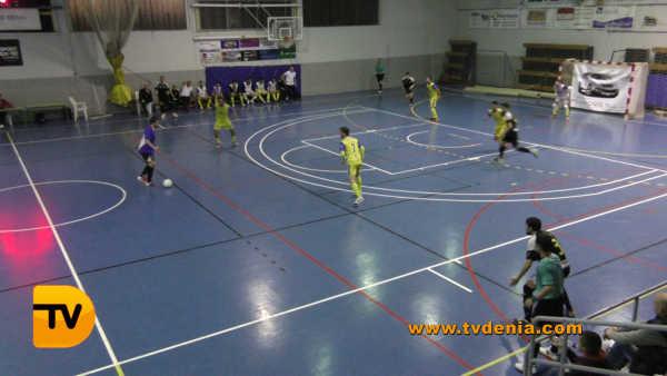 Dénia Futsal Caceres 4