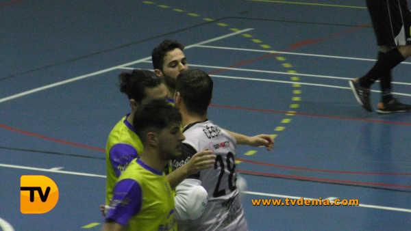Dénia Futsal Caceres 5