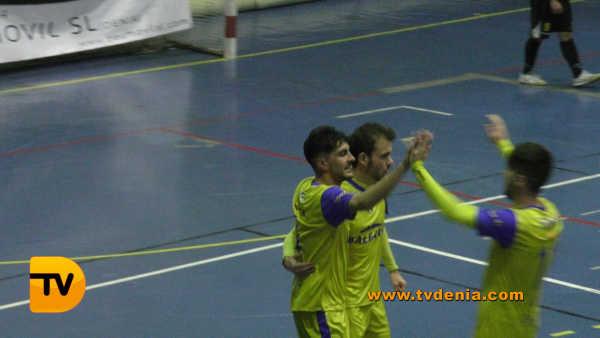 Dénia Futsal Caceres 6