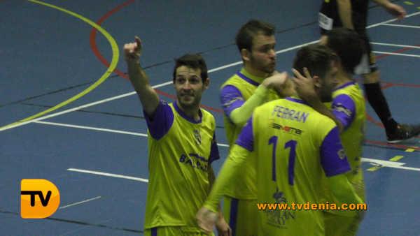 Dénia Futsal Caceres 7