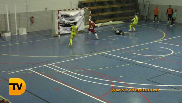 Dénia Futsal Caceres 8