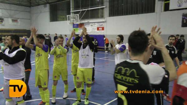Dénia Futsal Caceres
