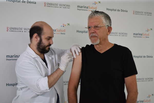 hospital vacuna gripe