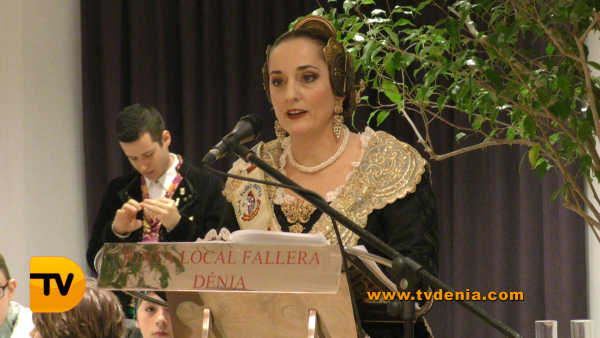 Gala Fallera exemplars 2017 2