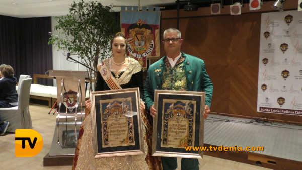 Gala Fallera exemplars 2017