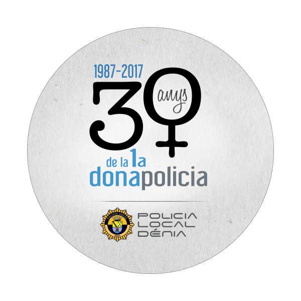LOGO DONA POLICIA versions 03