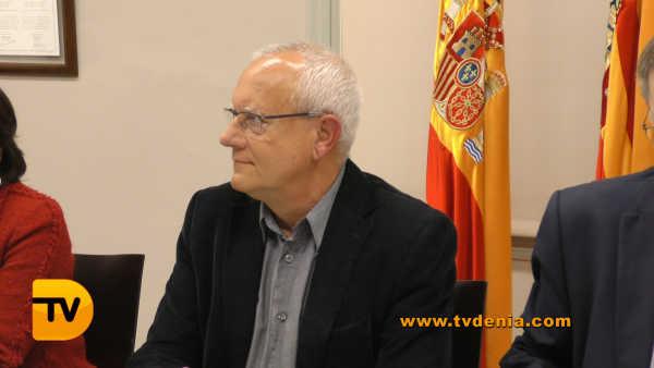 Ximo Puig Reunion Dénia vicent grimalt