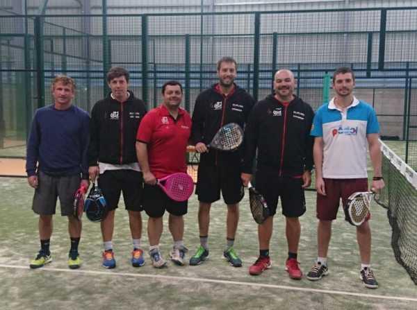 padel club de tenis masc