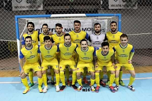 Dénia Futsal Navalmoral (1)