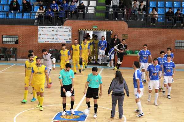 Dénia Futsal Navalmoral (2)