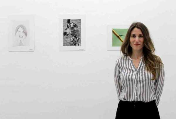 Exposición artistas jovenes