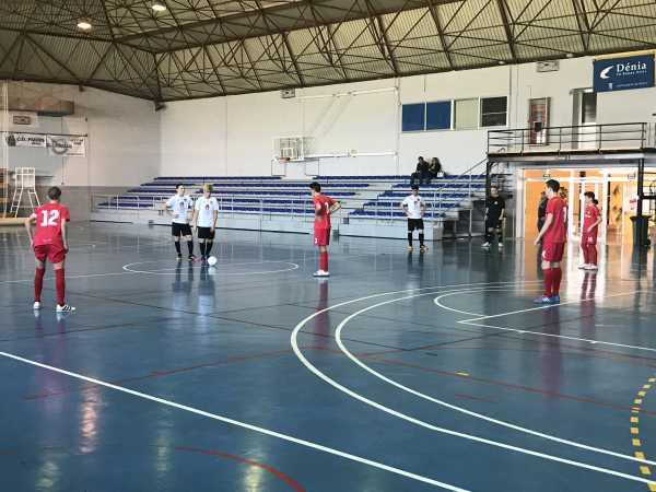 Foto Cadete A Futbol sala denia