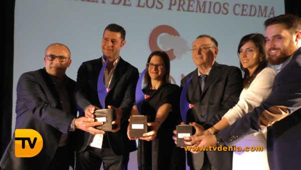 Premios Cedma Portada