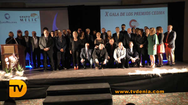 Premios Cedma12