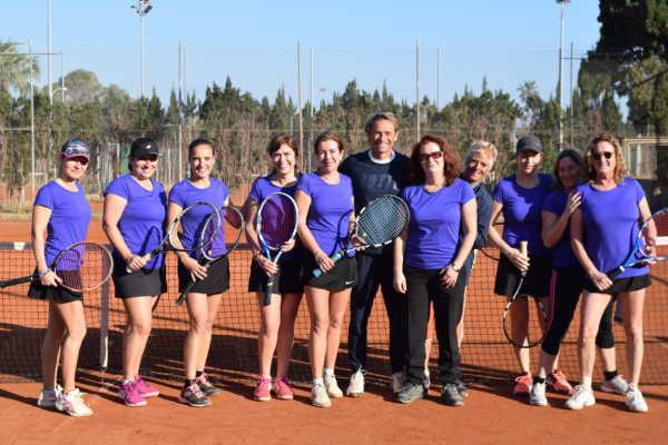 Tenis Denia Mujeres