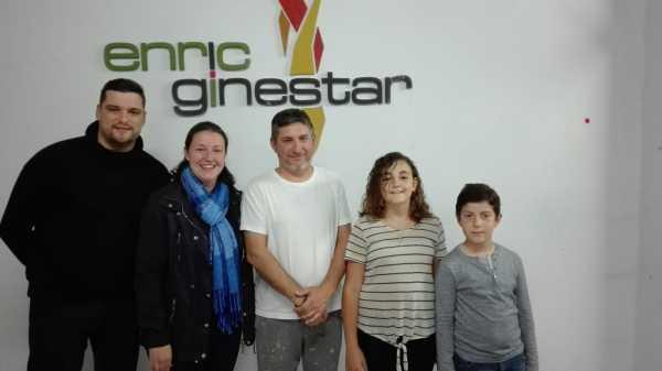 CÀRRECS BLM 2018 AMB ENRIC GINESTAR