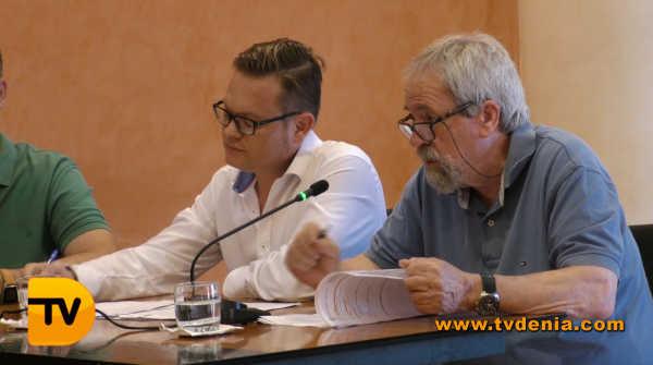 Julio Palacios y Alex Rodenkirchen