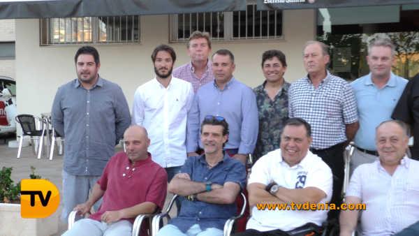 Presentacion Javier Ferreres CD Dénia 2