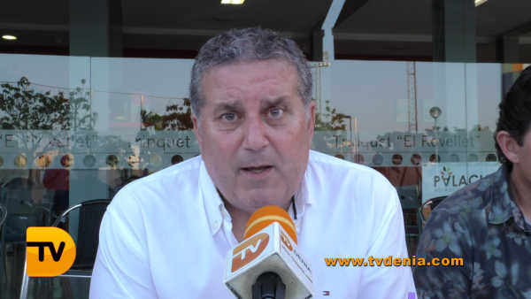 Presentacion Javier Ferreres CD Dénia 3