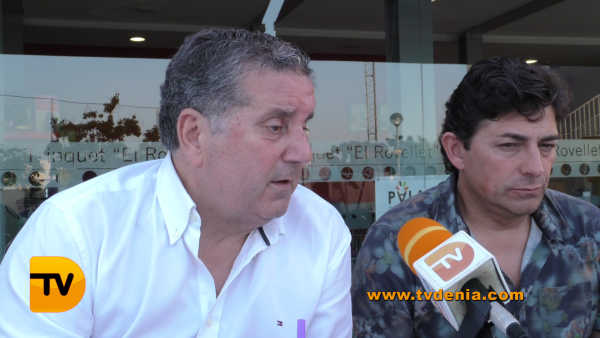 Presentacion Javier Ferreres CD Dénia 4