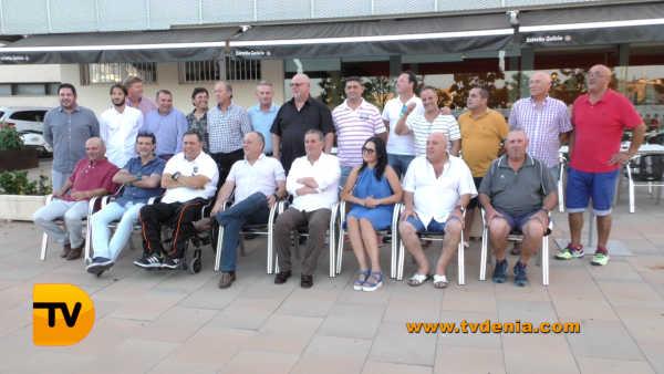 Presentacion Javier Ferreres CD Dénia