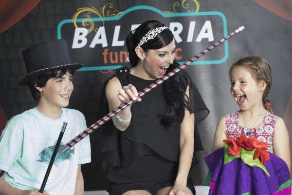 Baleària Fun&Music magia