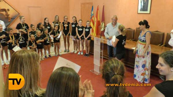 Club gimnasia Ritmica 1