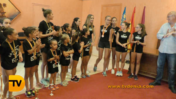 Club gimnasia Ritmica 10