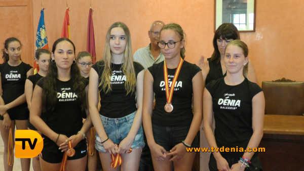 Club gimnasia Ritmica 11