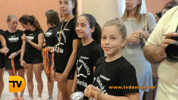 Club gimnasia Ritmica 12