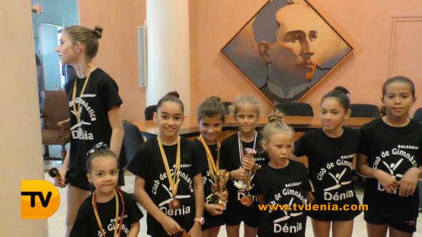 Club gimnasia Ritmica 14