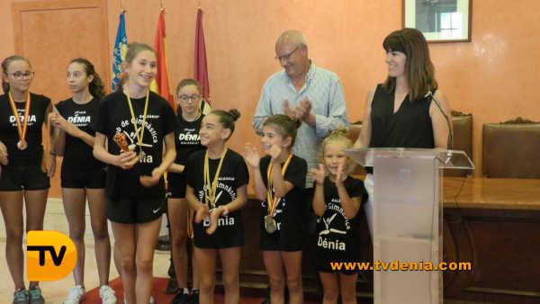 Club gimnasia Ritmica 15