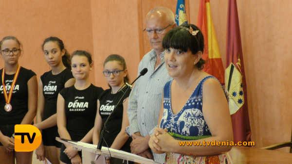 Club gimnasia Ritmica 5