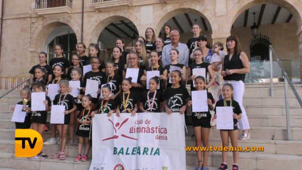 Club gimnasia Ritmica