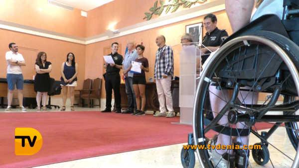 Curso ciclomotor policia local 10