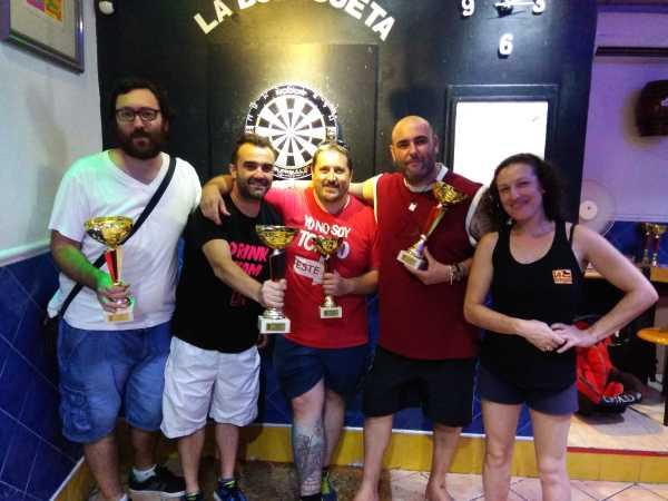 Dardos trofeo ciutat de denia