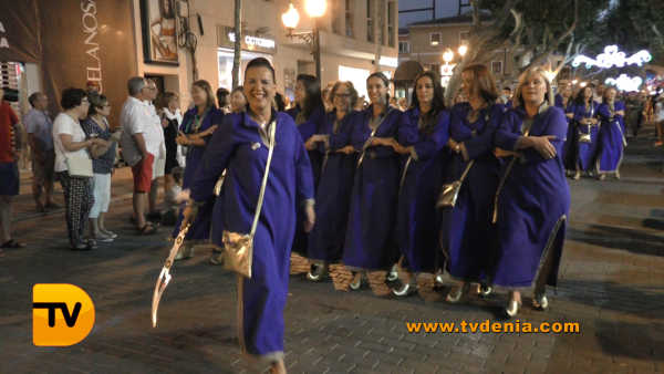 Entraeta Moros y cristianos Dénia Festa Major 21