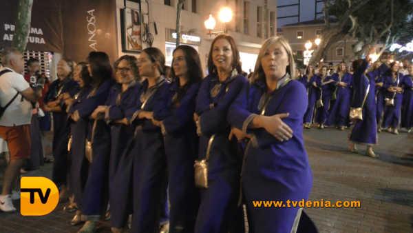 Entraeta Moros y cristianos Dénia Festa Major 22