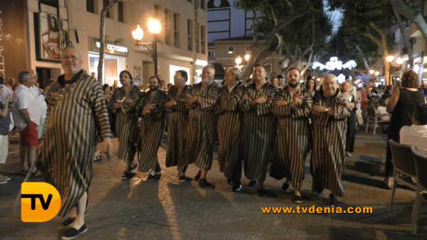 Entraeta Moros y cristianos Dénia Festa Major 26