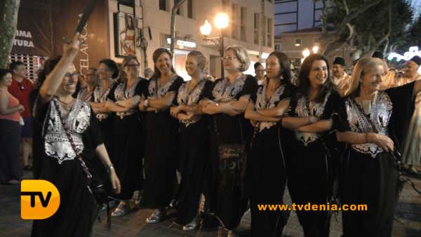 Entraeta Moros y cristianos Dénia Festa Major 27