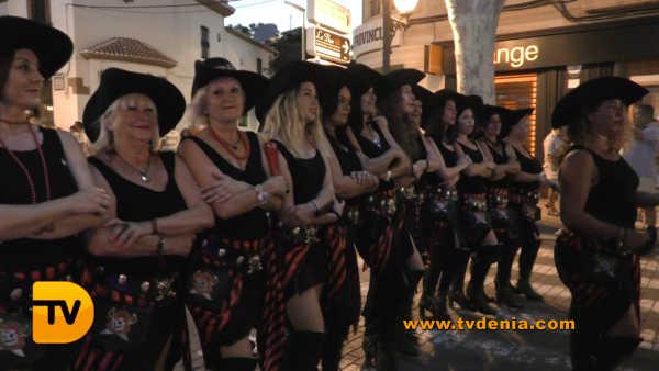 Entraeta Moros y cristianos Dénia Festa Major 28