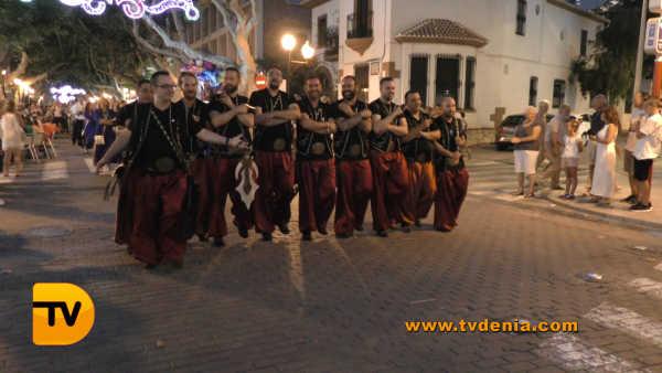 Entraeta Moros y cristianos Dénia Festa Major 29