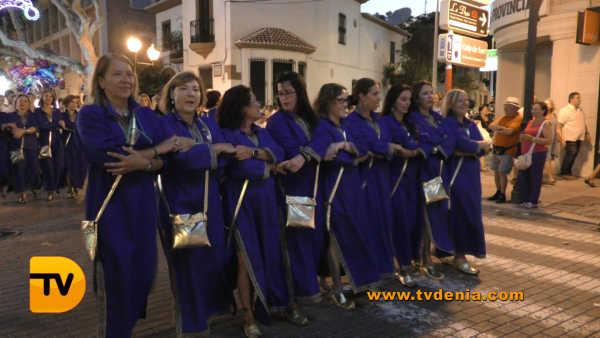 Entraeta Moros y cristianos Dénia Festa Major 30